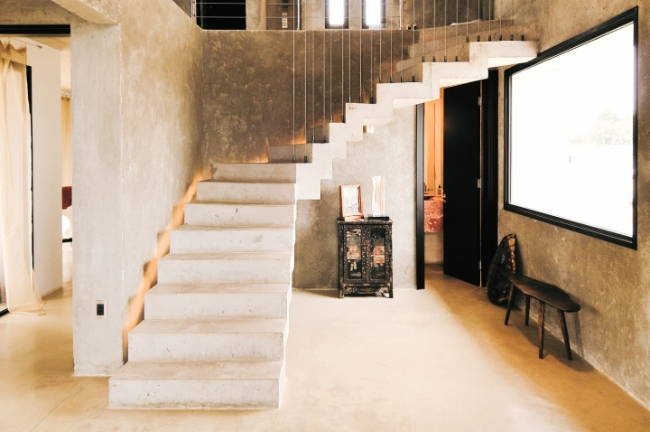 Escalera I